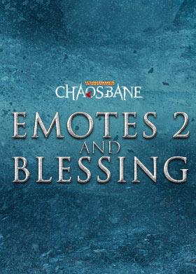 Warhammer: Chaosbane - Emotes and Blessing (DLC)