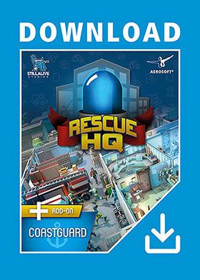 Rescue HQ - Coastguard - Bundle